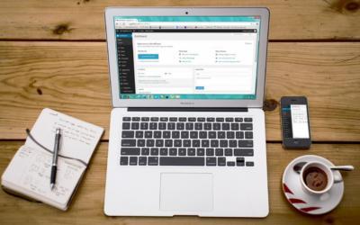 Cómo crear un blog llamativo en WordPress