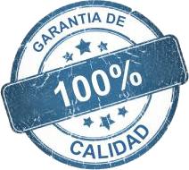 sello garantia de calidad diseño de páginas web y tiendas online en Valencia