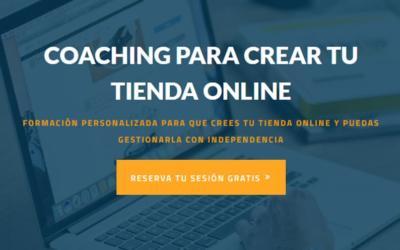Coaching para Crear tu Tienda Online